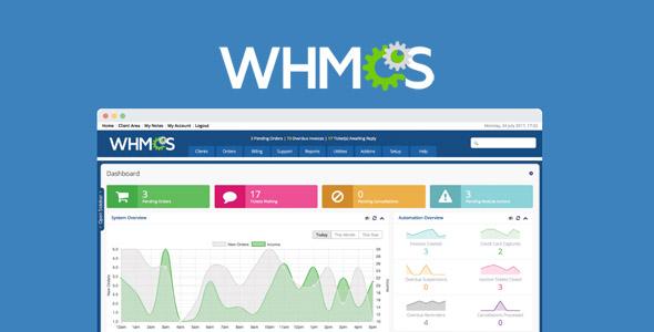 Install WHMCS